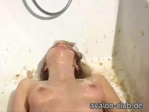 Puke Slave warning swallowing puke beware gross
